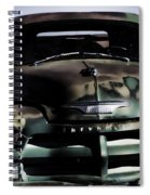 Chevrolet Truck Spiral Notebook