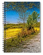 Chevy 34 Sweet Country Road Spiral Notebook