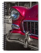 Chevy Bel Air Spiral Notebook