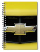 Chevy Camero Emblem 01 Spiral Notebook