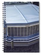 Chevy Caprice  Spiral Notebook