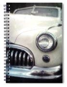 Chevy Doughboy Spiral Notebook
