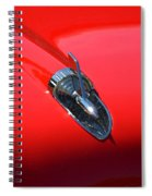 Chevy Hood Spiral Notebook