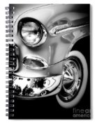 Chevy Lines Spiral Notebook
