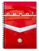 Chevy Logo 1957 Spiral Notebook
