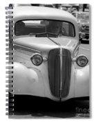 Chevy Spiral Notebook