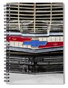 Chevy Nation 1957 Bel Air Spiral Notebook