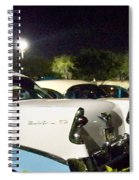 Chevy Row Spiral Notebook