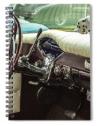 Chevy Style Spiral Notebook