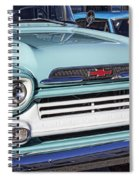 Chevy Truck Spiral Notebook