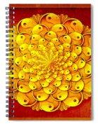 Chi Spiral Notebook