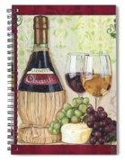 Chianti And Friends 2 Spiral Notebook