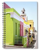 Chiappini Street Spiral Notebook