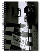 Chiaroscuro Spiral Notebook
