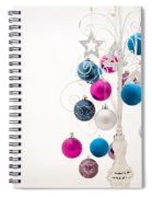 Chic Tree Spiral Notebook