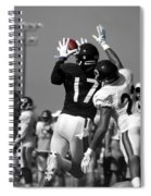 Chicago Bears Wr Alshon Jeffery Training Camp 2014 Sc Spiral Notebook