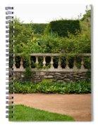 Chicago Botanic Garden Scene Spiral Notebook