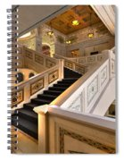 Chicago Cultural Center Spiral Notebook