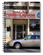 Chicago Storefront 3 Spiral Notebook