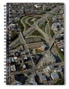Chicago Highways 04 Spiral Notebook