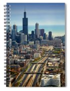 Chicago Highways 06 Spiral Notebook