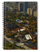 Chicago Lincoln Park Zoo Spiral Notebook