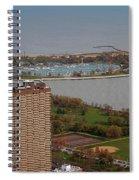 Chicago Montrose Harbor 01 Spiral Notebook