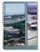 Chicago Museum Park 2 Panel Spiral Notebook