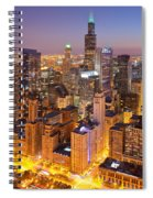 Chicago Southwest 2 Spiral Notebook