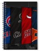 Chicago Sports Teams Spiral Notebook