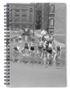 Chicago Summer, 1941 Spiral Notebook
