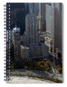 Chicago The Drake Spiral Notebook