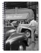 Chicago Traffic, 1941 Spiral Notebook