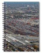 Chicago Transportation 01 Spiral Notebook