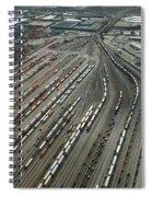 Chicago Transportation 02 Spiral Notebook