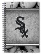 Chicago White Sox Spiral Notebook