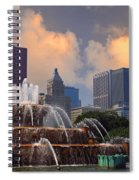Chicago...my Kind Of Town Spiral Notebook