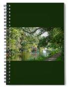 Chichester Canal Spiral Notebook