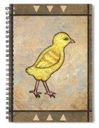 Chick One Spiral Notebook