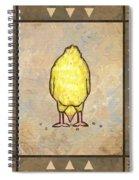 Chick Six Spiral Notebook