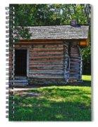 Chickamauga Cabin Spiral Notebook
