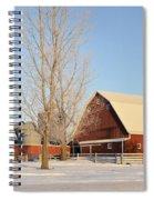 Chickasaw Farm Spiral Notebook