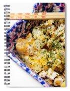 Chicken Cheese Potato Casserole Spiral Notebook