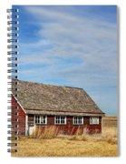 Chicken Coop - 2 Spiral Notebook