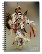 Pow Wow Dreamtime 1 Spiral Notebook
