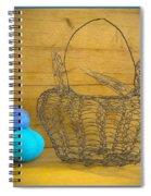 Chicken Little Spiral Notebook