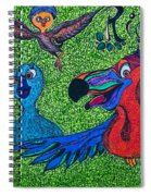 Chicks Spiral Notebook
