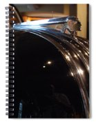 Chief And Trim Spiral Notebook