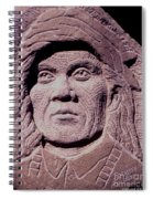 Chief-cochise-2 Spiral Notebook