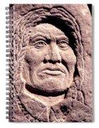 Chief-gall Spiral Notebook
